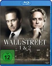 Wall Street 1 & 2 Blu-ray Cover