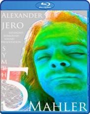 Alexander Jero - Mahler: Symphony Nr. 5 Blu-ray Cover