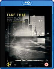 Take That: Look Back, Dont Stare - A Film About Progress Blu-ray Cover