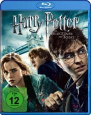 Harry Potter und die Heiligtümer des Todes: Teil 1 Blu-ray Cover