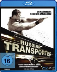 Russian Transporter Blu-ray Cover