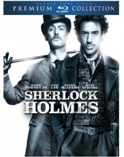 Sherlock Holmes: Premium Collection Blu-ray Cover