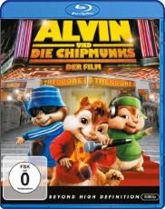 Alvin und die Chipmunks: Der Kinofilm (inkl. Rio Activity Disc) Blu-ray Cover