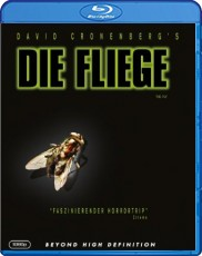 Die Fliege Blu-ray Cover