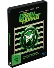 The Green Hornet (Limited Steelbook Edition) Blu-ray Cover