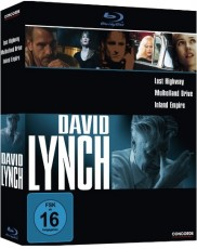 David Lynch: Collection Blu-ray Cover