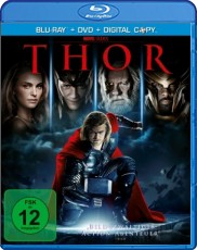 Thor (inkl. DVD + Digital Copy) Blu-ray Cover