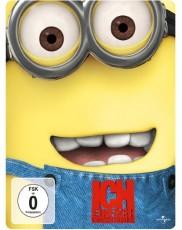 Ich: Einfach unverbesserlich (Limited Steelbook Edition) Blu-ray Cover