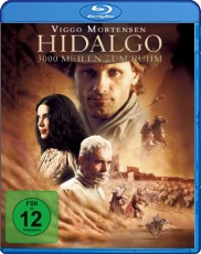 Hidalgo: 3000 Meilen zum Ruhm Blu-ray Cover