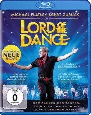 Lord of the Dance Blu-ray Cover