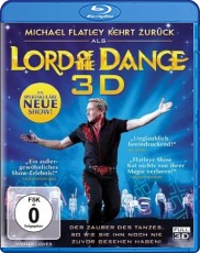 Lord of the Dance 3D Blu-ray Cover