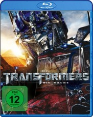 Transformers 2: Die Rache (Single Edition) Blu-ray Cover