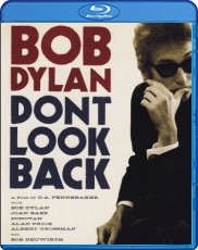 Bob Dylan: Dont look back Blu-ray Cover