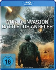 World Invasion: Battle Los Angeles Blu-ray Cover