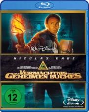 Das Vermächtnis des geheimen Buches Blu-ray Cover