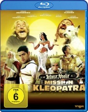 Asterix & Obelix: Mission Kleopatra Blu-ray Cover