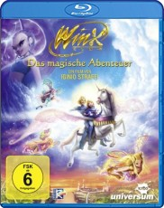 Winx Club Blu-ray Cover
