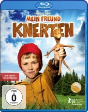 Mein Freund Knerten Blu-ray Cover