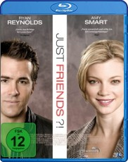 Just Friends?! Blu-ray Cover