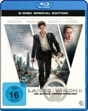Largo Winch 2: Die Burma-Verschwörung Blu-ray Cover