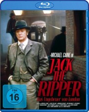 Jack the Ripper: Das Ungeheuer von London Blu-ray Cover