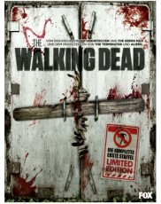 The Walking Dead: Staffel 1 (Limited Special Edition) Blu-ray Cover