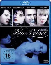 Blue Velvet Blu-ray Cover