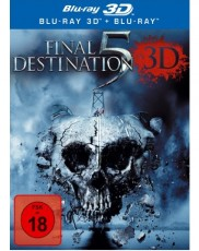 Final Destination 5 3D Blu-ray Cover