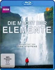 Die Macht der Elemente Blu-ray Cover