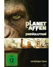 Planet der Affen: Prevolution - Collectors Edition (inkl. DVD & Digital Copy) Blu-ray Cover
