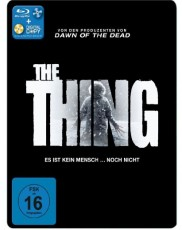 The Thing (Steelbook) Blu-ray Cover