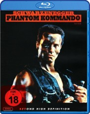 Phantom Kommando Blu-ray Cover