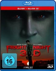 Fright Night 3D Blu-ray Cover