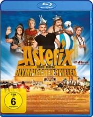 Asterix bei den Olympischen Spielen Blu-ray Cover