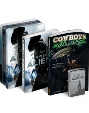 Cowboys & Aliens (Collector`s Edition) Blu-ray Cover