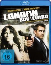 London Boulevard Blu-ray Cover