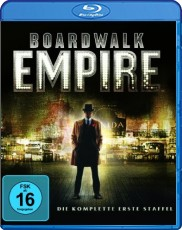 Boardwalk Empire:  Staffel 1 (Limitierte Erstauflage mit Fotobuch) Blu-ray Cover