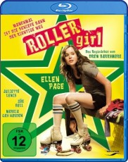 Roller Girl Blu-ray Cover
