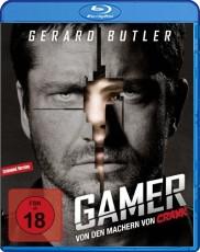 Gamer: Uncut Blu-ray Cover