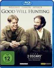 Good Will Hunting (Special Edition) Blu-ray Cover