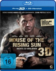 House of the Rising Sun 3D (inkl. 2D Version) Blu-ray Cover
