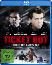 Ticket Out: Flucht ins Jenseits Blu-ray Cover