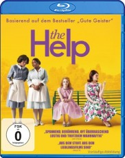 The Help Blu-ray Cover
