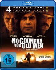 No Country For Old Men  Blu-ray Cover