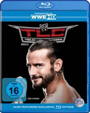WWE - TLC 2011 (Tables, Ladders & Chairs 2011) Blu-ray Cover