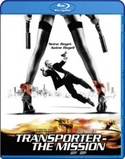 The Transporter 2: The Mission Blu-ray Cover