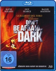 Don`t be afraid of the Dark Blu-ray Cover