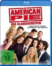 American Pie - Das Klassentreffen Blu-ray Cover