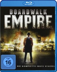 Boardwalk Empire - Staffel 1 Blu-ray Cover