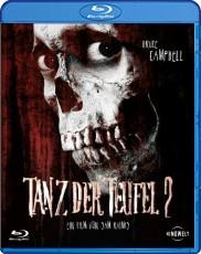 Evil Dead II Dead By Dawn - Tanz der Teufel 2 (Import DE) Blu-ray Cover